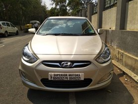 Used Hyundai Verna 1.6 SX VTVT 2011 for sale