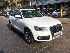 Used Audi Q5 car at low price