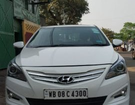 Hyundai Verna 1.6 SX VTVT 2016 for sale