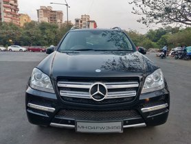 2012 Mercedes Benz GL-Class for sale