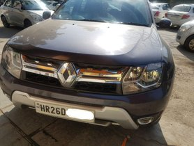 Renault Duster 110PS Diesel RxZ AMT 2017 for sale