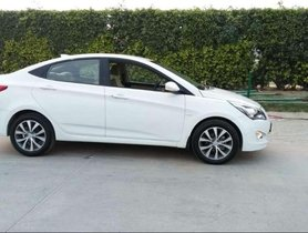 Used 2017 Hyundai Fluidic Verna for sale
