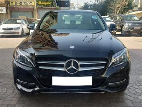 Mercedes Benz C Class C 200 AVANTGARDE 2015 for sale