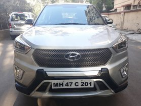 Hyundai Creta 1.6 SX Option 2015 for sale