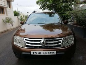 Used Renault Duster car 2012 for sale at low price