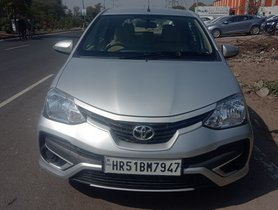Used Toyota Etios Liva GD 2016 for sale