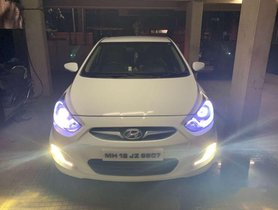 2013 Hyundai Fluidic Verna for sale
