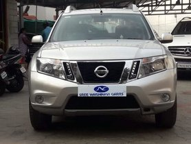 Used Nissan Terrano car at low price