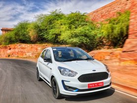 2019 Ford Figo: First Drive review