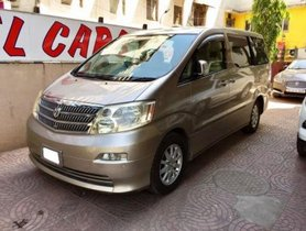 Used 2007 Toyota Alphard for sale