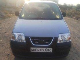 Used Hyundai Santro Xing car 2003 for sale at low price