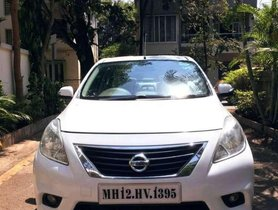 Used Nissan Sunny car 2012 for sale at low price