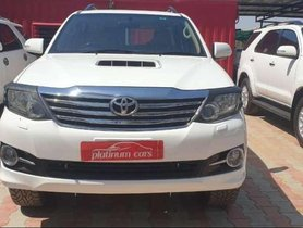 Toyota Fortuner 3.0 4x2 MT, 2015 for sale