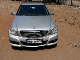 Used Mercedes Benz C-Class 2012 car at low price