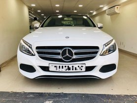 Used Mercedes Benz C Class C 220 CDI Avantgarde 2016 for sale