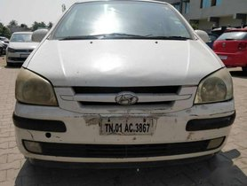 Used Hyundai Getz car 2006 for sale at low price
