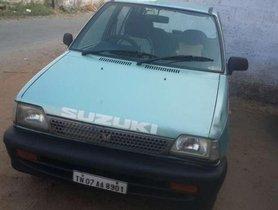 Used Maruti Suzuki 800 car 2003 for sale at low price