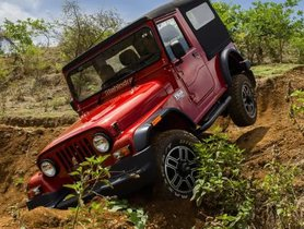 Here is a special edition Mahindra Thar that has been introduced in South Africa