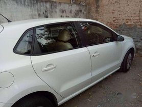 Used Volkswagen Polo car 2016 for sale at low price