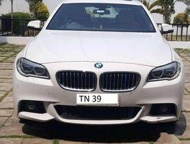 Used BMW 5 Series 2016 car at low price
