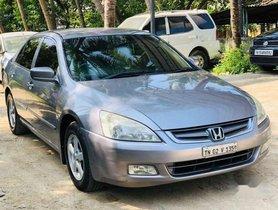 Honda Accord 2.4 MT, 2005 for sale