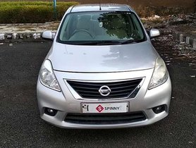 Used Nissan Sunny car 2015 for sale at low price