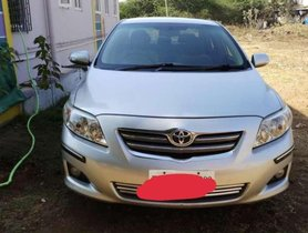 Toyota Corolla Altis G Petrol 2009 for sale