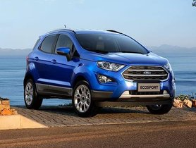 Ford Ecosport Old Vs New: Spot The Key Differences
