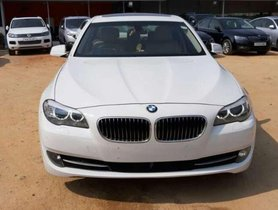 2012 BMW 5 Series for sale at low price