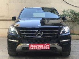 Mercedes-Benz M-Class ML 250 CDI for sale
