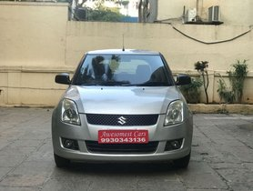 Used 2010 Maruti Suzuki Swift car at low price