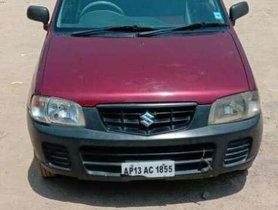 Used Maruti Suzuki Alto 2012 car at low price