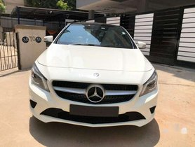 Used Mercedes Benz CLA Class car 2016 for sale at low price