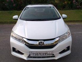 Honda City i-VTEC CVT VX 2016 for sale