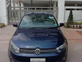 Used Volkswagen Vento car 2013 for sale at low price