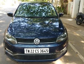 Used Volkswagen Polo 1.5 TDI Highline 2015 for sale