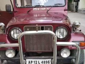 2000 Mahindra Thar for sale