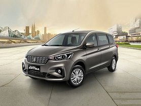 All-new C-segment MPV Planned Under Toyota and Suzuki Partnership