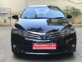 Toyota Corolla Altis G AT for sale