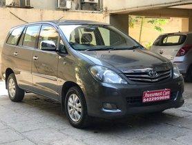 Toyota Innova 2.5 V Diesel 8-seater for sale