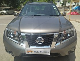 Used Nissan Terrano XL 2016 for sale