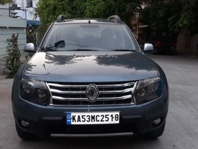 Use 2015 Renault Duster car at low price