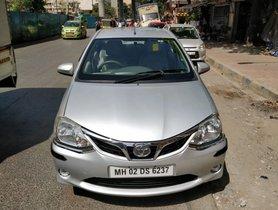 2014 Toyota Platinum Etios for sale