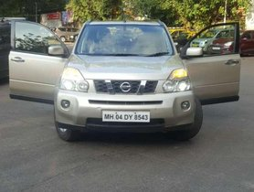 Used Nissan X Trail 2009 car at low price