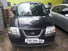 Used Hyundai Santro Xing 2004 car at low price