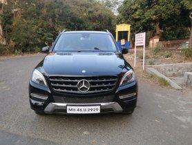 Mercedes-Benz M-Class ML 250 CDI in Mumbai