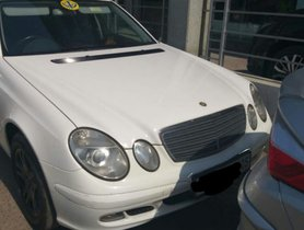 Used Mercedes Benz E Class 2006 for sale