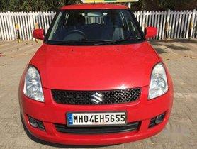 Used Maruti Suzuki Swift 2010 car at low price