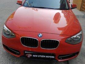 BMW 1 Series 118d Sport Line 2014 for sale