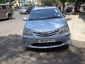 Used 2011 Toyota Platinum Etios for sale